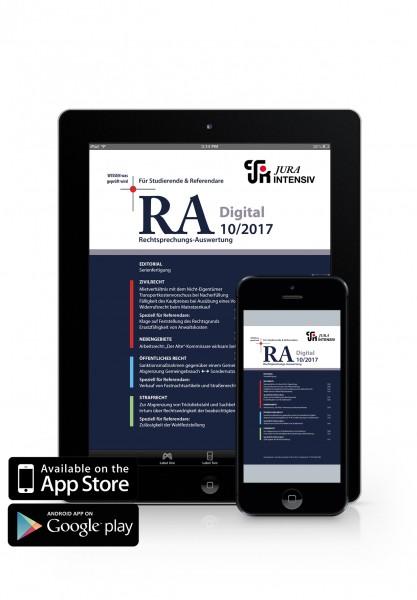 RA Digital 10/2017