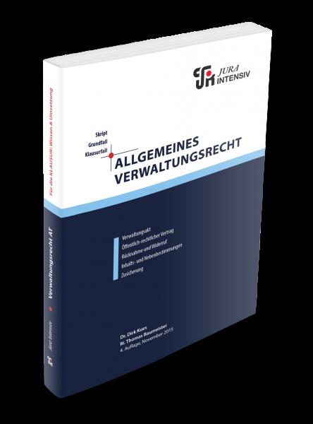 Verwaltungsrecht AT 4. Auflage