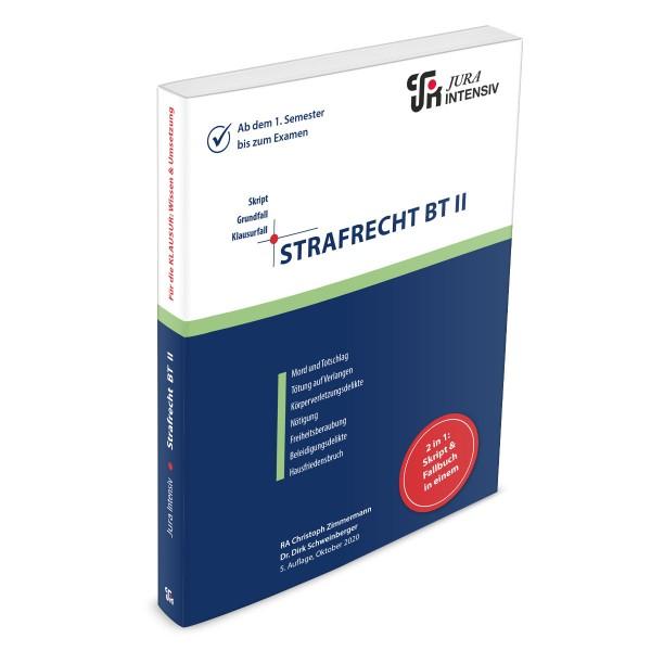 Strafrecht BT II, 5. Auflage