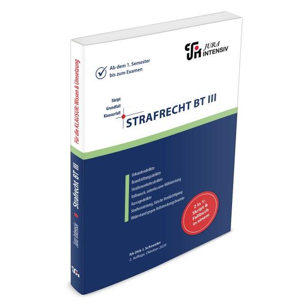 Strafrecht BT III, 2. Auflage