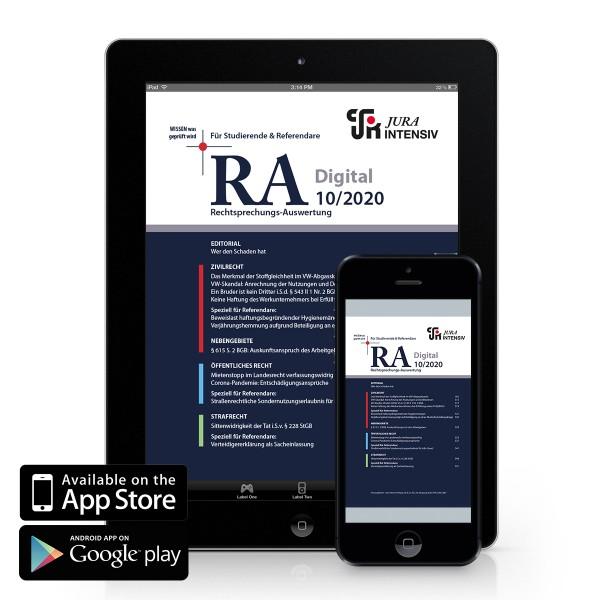 RA Digital 10/2020