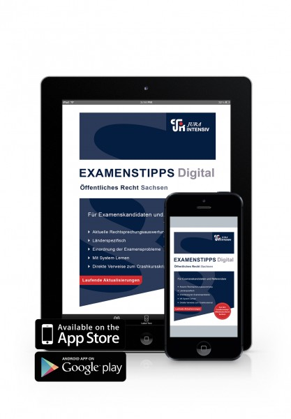 Examenstipps Digital - ÖR Sachsen