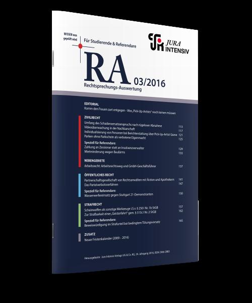 RA Ausgabe 03/2016