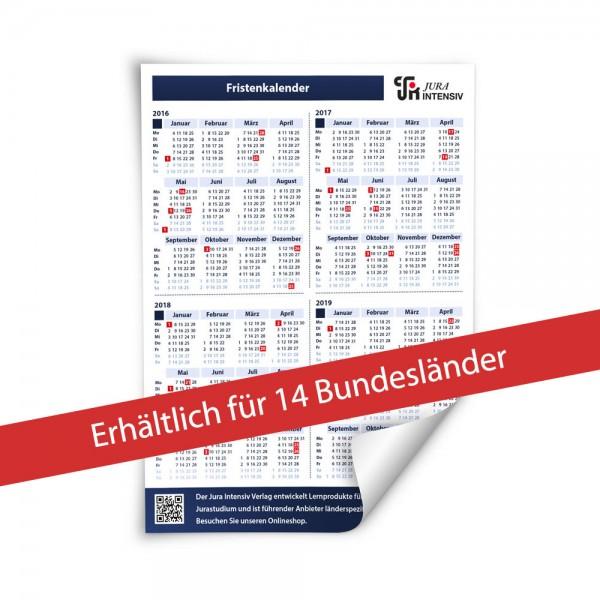 Fristenkalender
