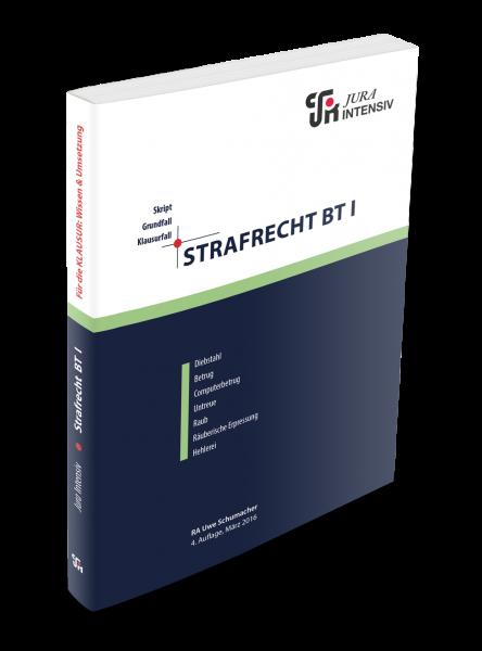 Strafrecht BT I, 4. Auflage