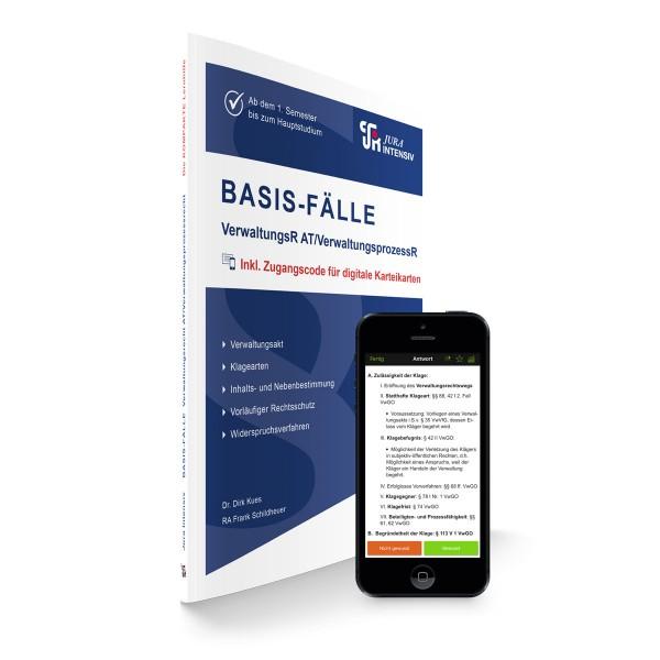 BASIS-FÄLLE Verwaltungsrecht AT/Verwaltungsprozessrecht, 1. Auflage
