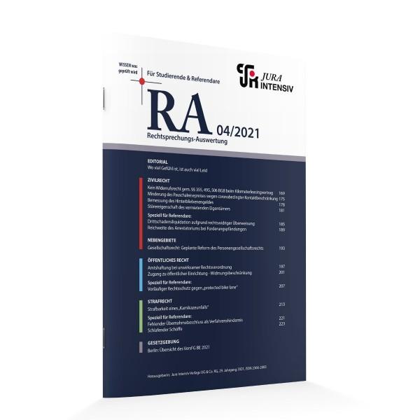 RA Printausgabe 04/2021