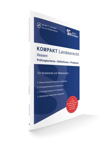 KOMPAKT Landesrecht - Hessen, 2. Auflage