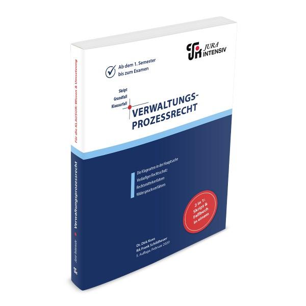 Verwaltungsprozessrecht, 5. Auflage