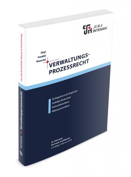 Verwaltungsprozessrecht, 4. Auflage