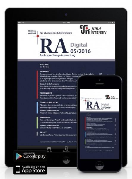 RA Digital 05/2016