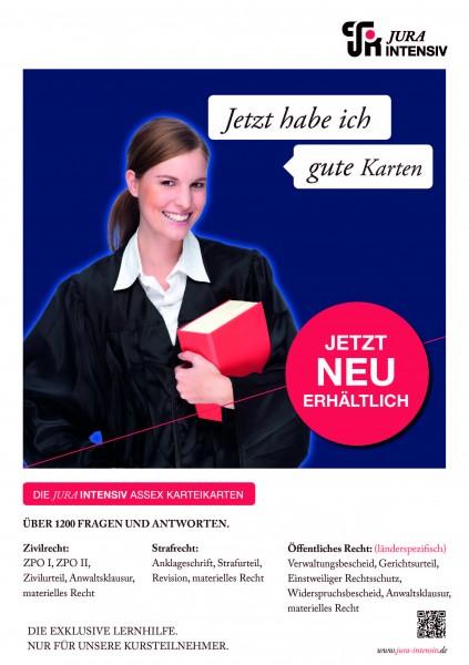 Assessorkarteikarten - ÖR Baden-Württemberg
