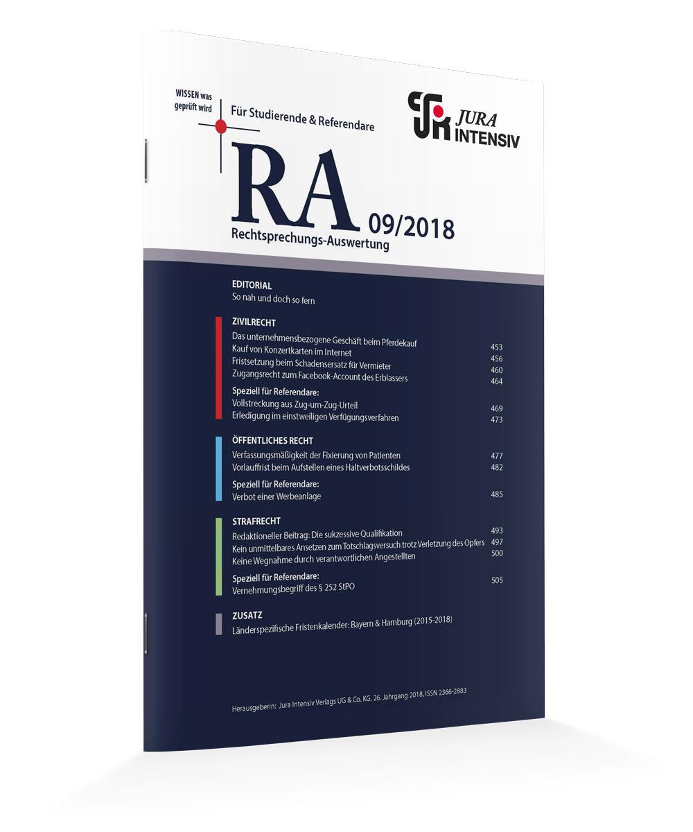 Ra Abo Monatlich Kündbar Jura Intensiv Verlag