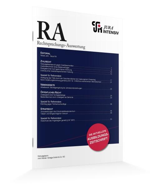 RA Printausgaben 2014