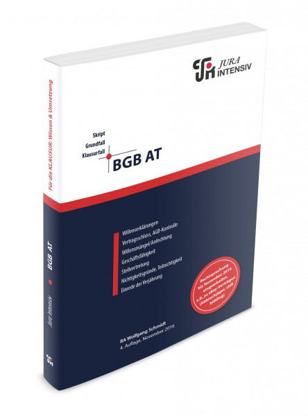 BGB AT, 4. Auflage