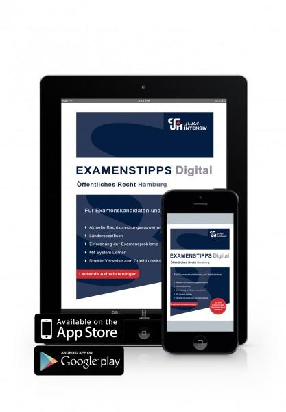 Examenstipps Digital - ÖR Hamburg