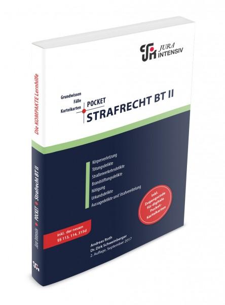 Pocket StrafR BT II + 48 KarteiK, 2. Aufl.