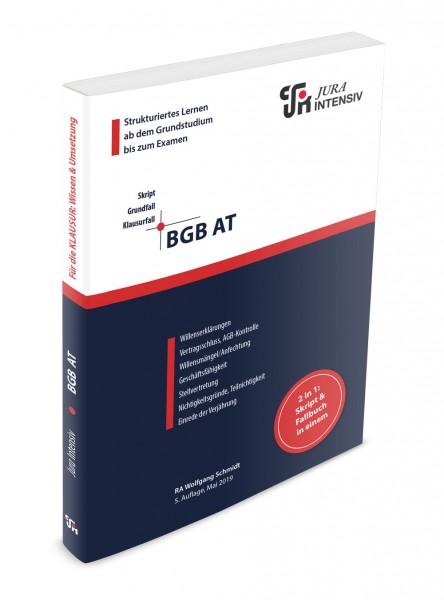 BGB AT, 5. Auflage