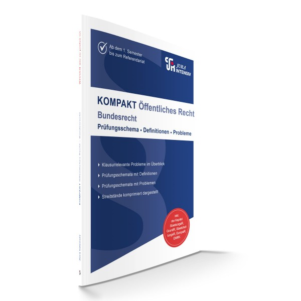 KOMPAKT Öffentliches Recht - Bundesrecht, 1. Auflage