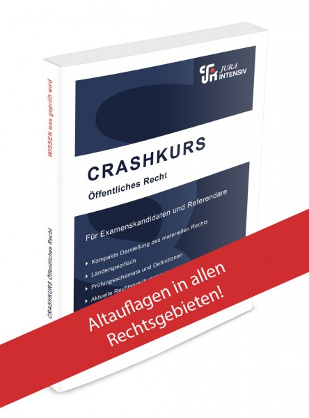 CRASHKURS %Altauflagen%