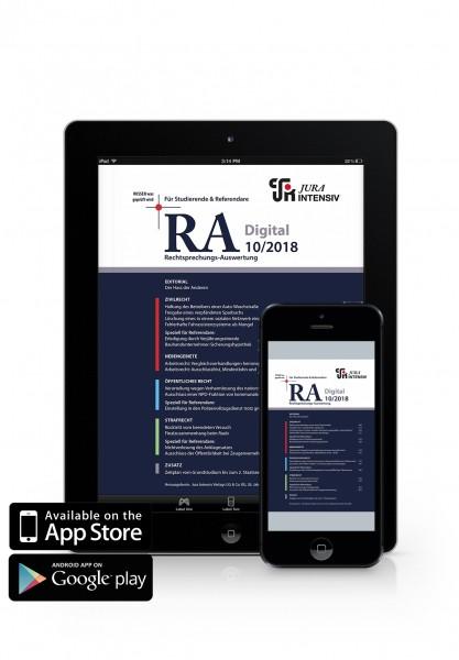 RA Digital 10/2018
