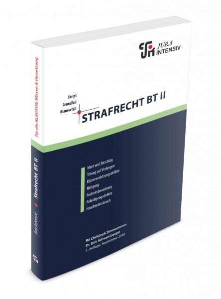 Strafrecht BT II, 3. Auflage