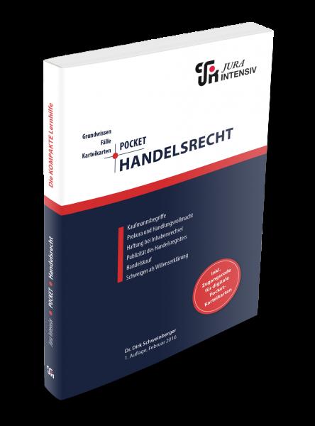Pocket Handelsrecht + 48 KarteiK