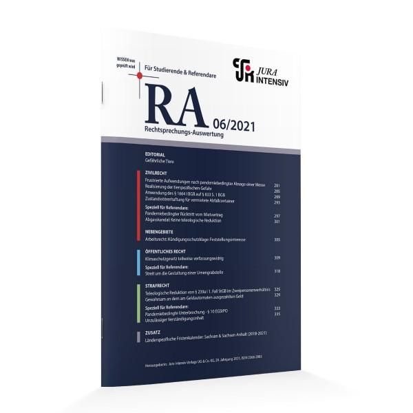 RA Printausgabe 06/2021