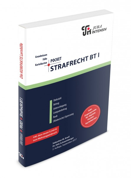 Pocket StrafR BT I + 48 KarteiK, 2. Aufl.