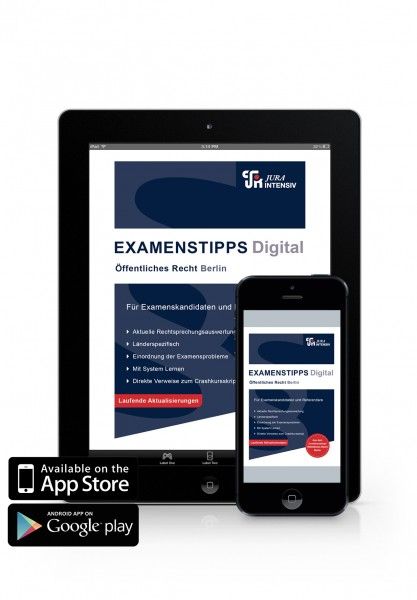 Examenstipps Digital - ÖR Berlin
