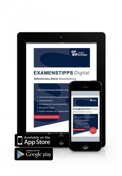 Examenstipps Digital - ÖR Brandenburg