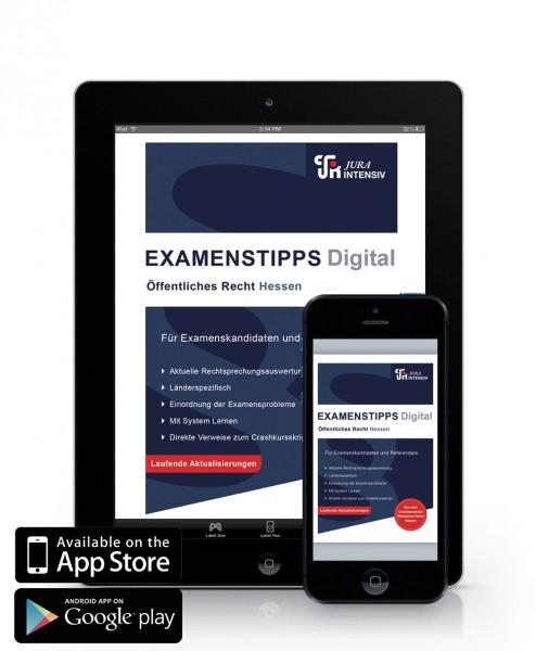 Examenstipps Digital - ÖR Hessen